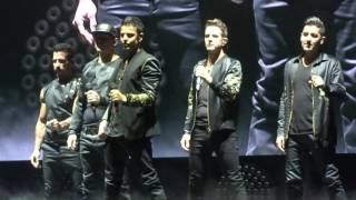 """New Kids On The Block """"One More Night"""" (Opening) Charlotte, NC @ The Spectrum Center 7.13.17"""