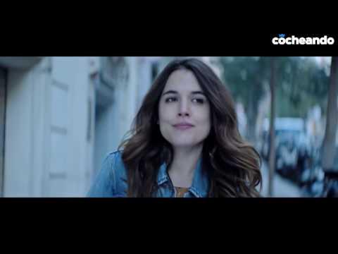 Adriana Ugarte y el Smart fortwo eléctrico ED - spot de televisión