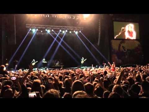"Panic! At the Disco - ""Bohemian Rhapsody"" -  April 29th, 2016 Beale Street Music Festival #bsmf2016"