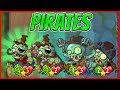 Impfinity's Triassic Pirates - Plants vs Zombies Heroes Gameplay