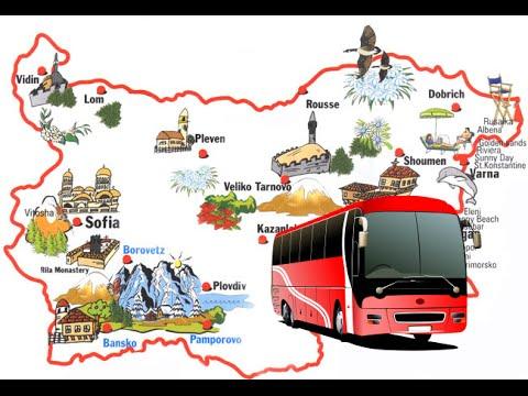 Можно ли сэкономить, поехав в Болгарию на автобусе? Автобусные туры в Болгарию