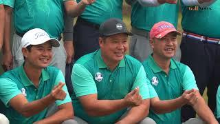 Giải golf ra mắt CLB VGS Golf Club