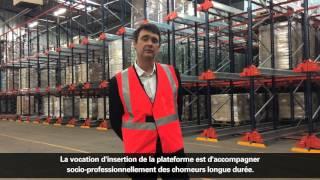 Vianney Prouvost : Directeur de la plateforme logistique Croix-Rouge Insertion
