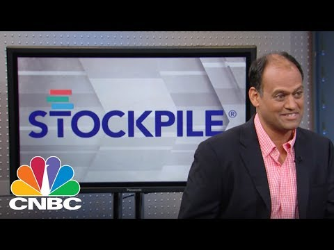 Stockpile CEO: Fractional Investing | Mad Money | CNBC