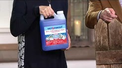 Wet & Forget Mold, Mildew, Moss & Algae Stain Remover Concentrate on QVC