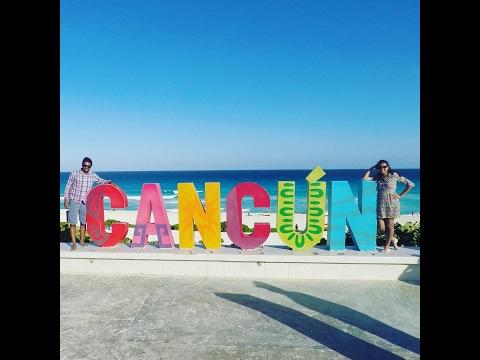 Trip to Cancun, Mexico