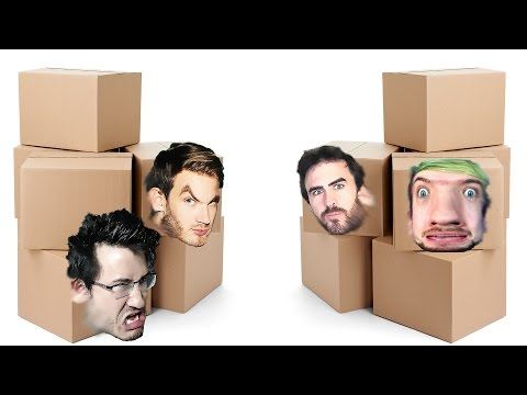 WHAT THE BOX?!