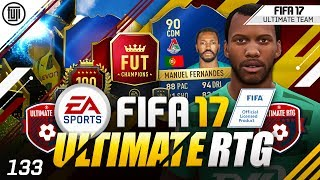 Fifa 17 ultimate road to glory! #133 - extinct tots fernandes!!!