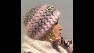 tutorial gorro crochet facil principiantes ( with subtitles in several lenguage) thumbnail