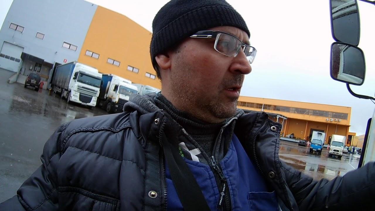 Работа на манипуляторе видео в Москве http://my-crane.ru - YouTube