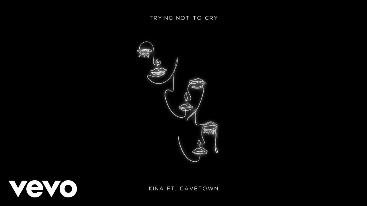 Kina, Cavetown - Trying Not To Cry (Official Lyric Video)