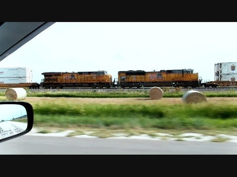 Union Pacific Train Chasers