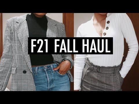 F21 Fall Haul