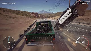 Need for Speed Payback - Holtzman's Chevrolet C10 Abandoned Car - Location and Gameplay
