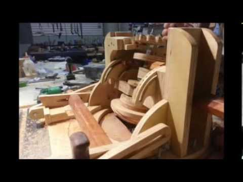 Coolest table saw or router jig ever make wood bowls youtube greentooth Images