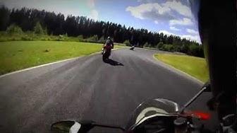 Ducati 1199 Panigale - Ahvenisto 13.8.2012 1/2 - Ducati Club Finland -ratapäivä