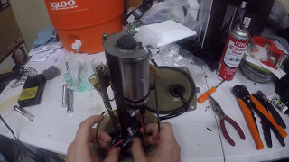nissan 240x fuel tank swap part 2 walbro 255hp fuel pump install