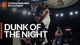 Dunk of the Night: Derrick Williams, FC Bayern Munich