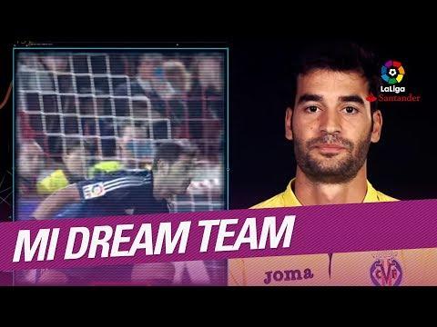 Mi Dream Team: Manu Trigueros, Villarreal CF