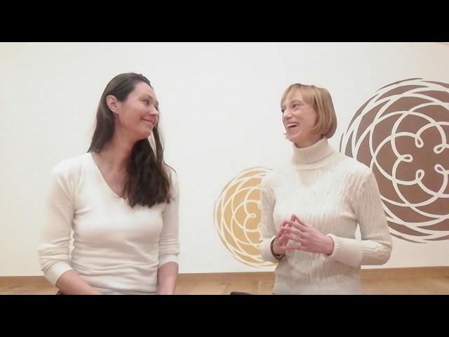 Pogovor s Tino Košir o pomembnosti diha za nas ženske