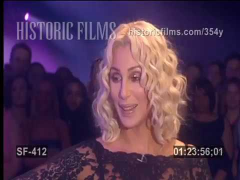 CAT DEELEY INTERVIEWS CHER - TALKS ABOUT SONG WITH BRITNEY SPEARS - 2001