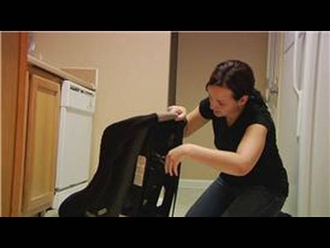 Parenting Skills & Babies : How to Clean a Baby Car Seat