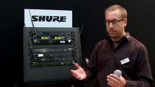Shure QLX-D Drahtlosmikrofonsystem