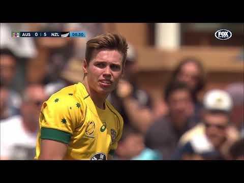 2017 Australia Schools vs New Zealand Schools Full replay