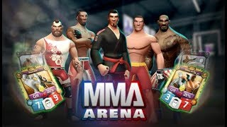 MMA Arena ★ GamePlay ★ Ultra Settings