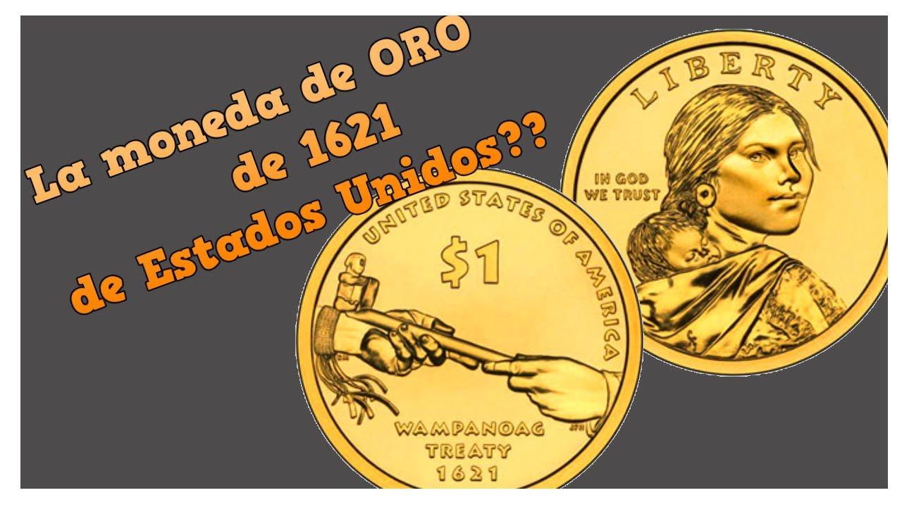 El Dolar De Oro 1621 Nativo Americano Respuesta