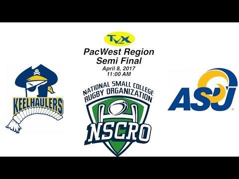 PacWest Regionals-Cal Maritime Academy vs Angelo State, NSCRO Rugby
