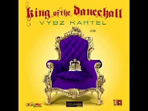 Vybz Kartel - King of The Dancehall Mixtape - Dj Preya Di Teacha [July 2016]