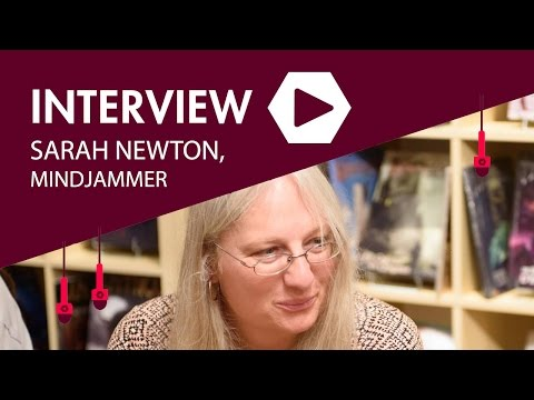 Interview - Sarah Newton, Mindjammer