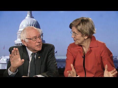 Download Youtube: Elizabeth Warren & Bernie Sanders: Democratic Priorities in our Budget