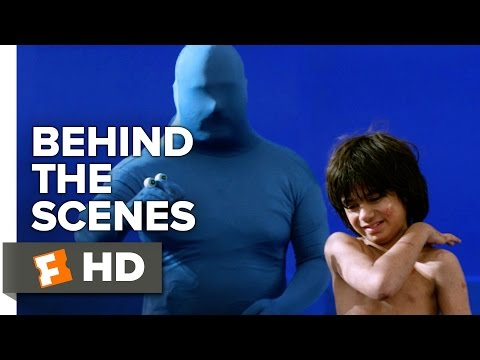 The Jungle Book Behind the Scenes - They Made it Possible (2016) - Disney Movie