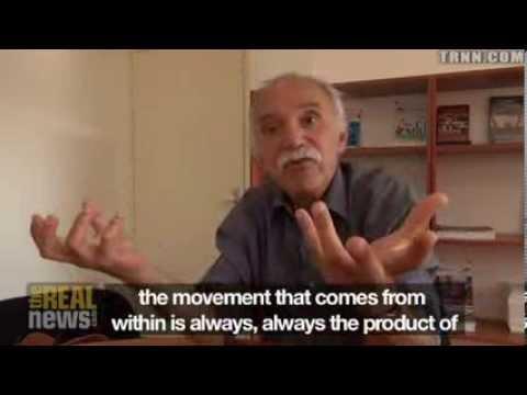 Michel Warschawski on Israel's Non-Existent Left