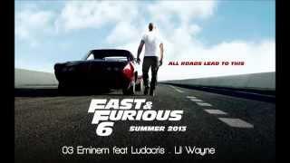 Fast Furious 6 Eminem Feat Ludacris Lil Wayne Second Chance DJ Bessi Remix