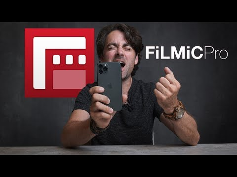 Don't Buy The Filmic Pro App For Your iPhone 11... Yet