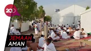 Download Video Suasana Arafah Pasca Angin Kencang, Jemaah Tenang Bersiap Wukuf MP3 3GP MP4