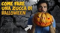 Come fare una zucca di Halloween | CUCINA BUTTATA - Guglielmo Scilla