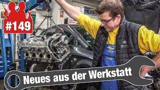 Seat-Motor (1.8 TSI) komplett zerlegt - neue Kolben für Leon mit extrem hohem Ölverbrauch!