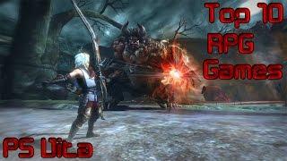 Top 10 PS Vita RPG Games In 2015