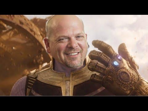 Avengers Infinity War Thanos Meme Rick Harrison Youtube