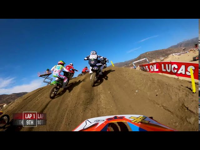 2020 Fox Raceway National - GoPro Carson Mumford 250 Moto 2 Highlights