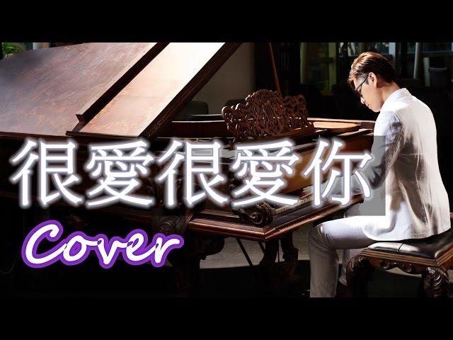 很愛很愛你  Love you so much (劉若英 Rene Liu) 鋼琴 Jason Piano