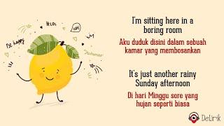 Download Lagu Lemon Tree Fools Garden Lyrics Video Dan Terjemahan  MP3