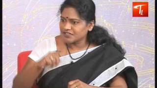 Interview With Mahila Rajyam President Shobha Rani - Part02