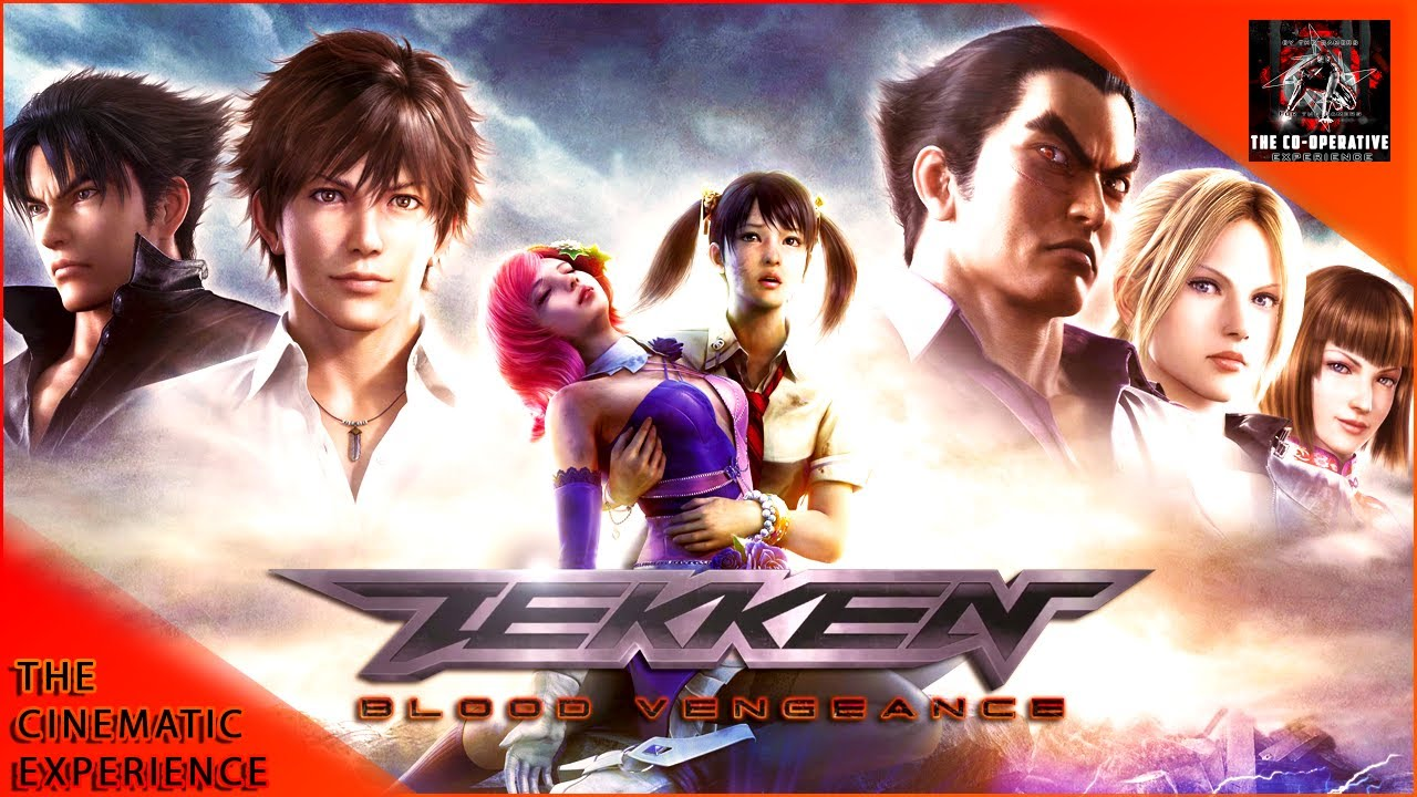 The Cinematic Experience Tekken Blood Vengeance Audio
