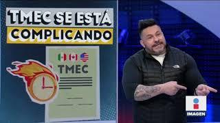 Dos malas noticias en la economía: estancamiento y T-Mec | Noticias con Ciro Gómez Leyva