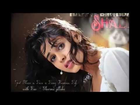 Happy Birthday Shalu Akka :* ♥♦• || Youtube Slideshow ||